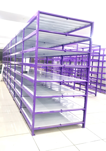 havy duty display racks