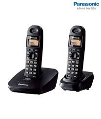 Panasonic Kx-tg3611bx Cordless Phone