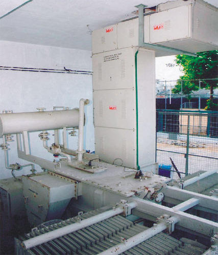 Hv Lv Busducts Tpn 5000a Al Transformer Busduct Manufacturer