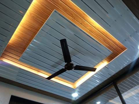 How To Panel A Ceiling Taraba Home Review