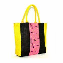 Jute Printed Jute Bags