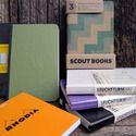 Files, Folders & Notebooks
