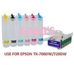 CISS for Epson TX700, TX720