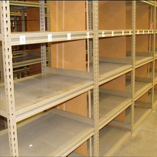 metal shelving system at rs 35000 unit metal shelves id 6216102048 rh indiamart com used industrial shelves in shreveport la used industrial shelves near 85021