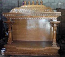 Poojamandapam Handcrafted Temples