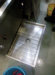 Stainless Steel Floor Gratings