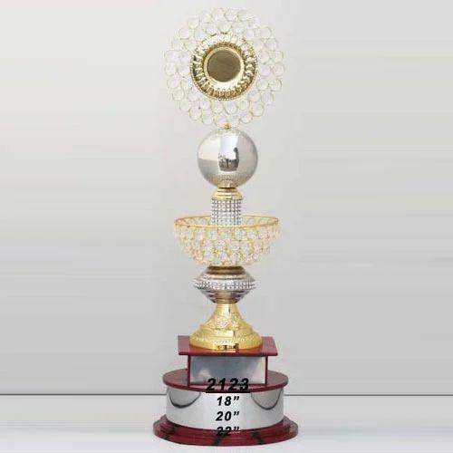 Designer Metal Trophy Dhaatu Ki Trophiyan