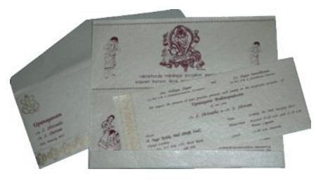 Upanayanam cards greeting invitation cards olympic cards in upanayanam cards m4hsunfo