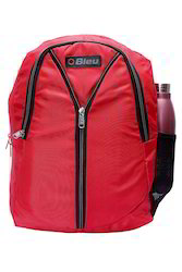 Red Laptop Backpack Bag