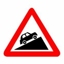 Warning Signs In Raipur वरनग सइन रयपर