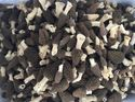 Dry Black Mushrooms
