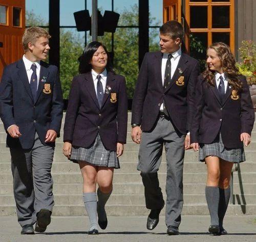why is it good to wear uniforms in school
