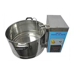Oil Water Bath