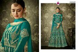 Ashirwad Swaran Anarkali Suit