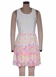 Blossom Floral Printed Dress EGT035B
