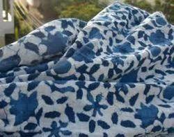Printed Malmal Fabric