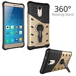 Black And Grey Mobile Cover