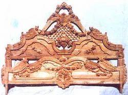 Wooden Carved Bed