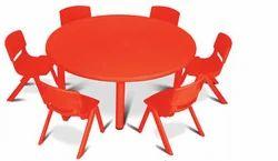 School Kids Plastic Furniture, Age: 4 to 8 Year