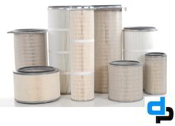 Dust Collector Pleated Bag Filters