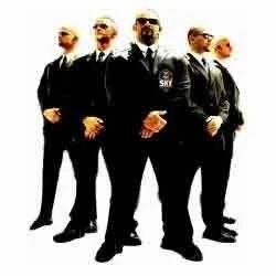 Bodyguard Security Service