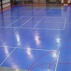 Volleyball Court PVC Vinyl Flooring