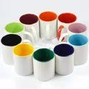 Inner Color Mugs