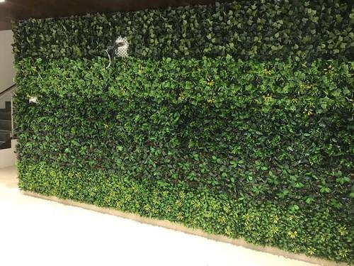 Artificial Plants Wall Decorating