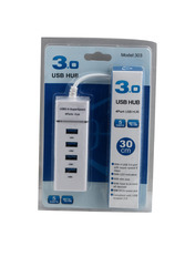 Speed USB 3.0 4 Port Hub - 5 GBPS Model 303
