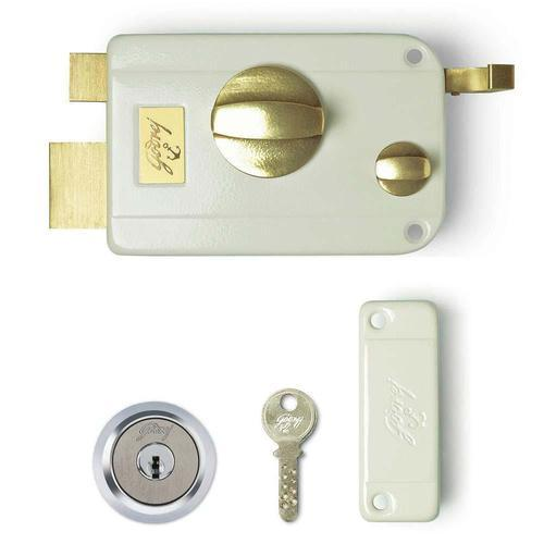 Modern Main Door Lock प्रवेश द्वार ताला Ply Zone