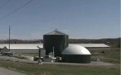 Organic Waste Bio Gas Plant