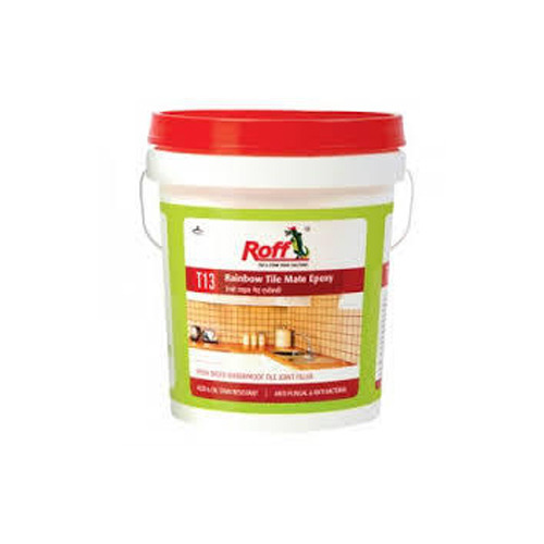 Roff RTM Tile Grout ( Epoxy / Cementitious ), Packaging Type: Buckets
