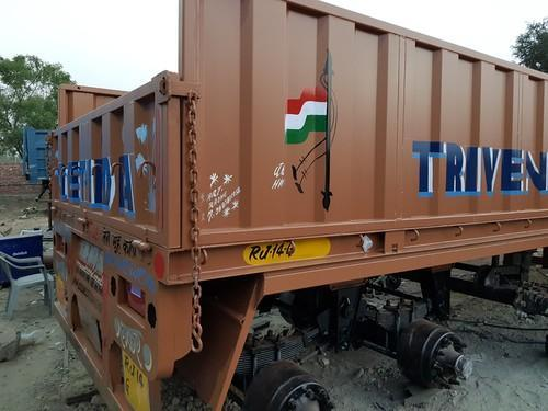 Cement Bag Carrier Tipper Truck