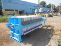 Merrit Sludge Filter Press