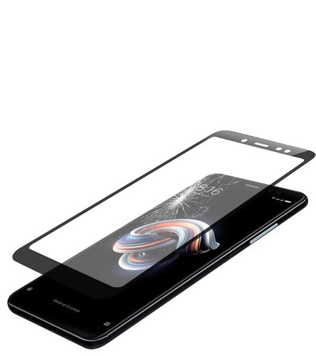 lowest price f229a 86f62 Xiaomi Mi Note 5 Pro Full Screen Coverage 5d Tempered Glass Screen  Protector Black