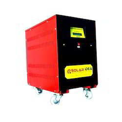 2 kVA Off-Grid MPPT Based Solar Inverter