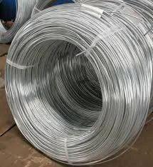 Panchsheel Galvanized Wire for Flattening, Diameter: 0.80 mm to 2.50 mm