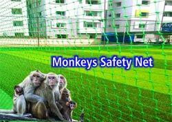 Monkeys Hdpe Safety Net