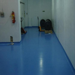 Medium Duty Epoxy Flooring