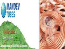 mandev copper soft tube tubes indiamart