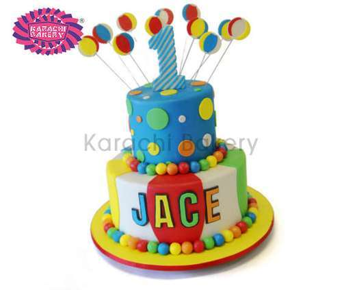 Birthday Cake - View Specifications & Details of Cake by KARACHI ...