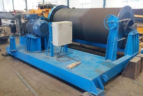 Electric Winch Machine - Double Drum Power Winch Machine