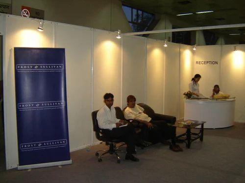 Exhibition Stall Reception : Exhibition stall designing services in karol bagh new delhi