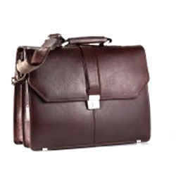 NDM Brown Portfolio Bag