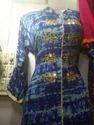 Ladies Blue Kurti