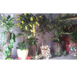 Decorative Tree Trunk Artificial
