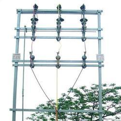Double Pole Structure At Best Price In India