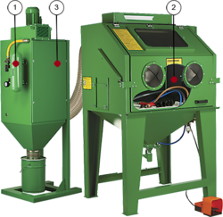 General Engineering Abrasive Blasting Equipment