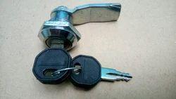 Iron Cam Locks, Chrome, 50 - 100
