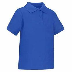 Unisex School Wear School Uniform T-Shirt